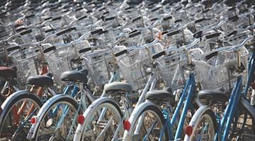 Symbolbild Fahrräder / pixabay Free-Photos